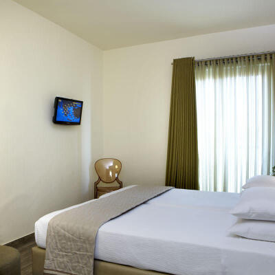 Two Bedroom Suite 35m²