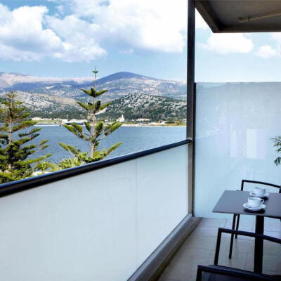 Triple Room with Sea View 22m²