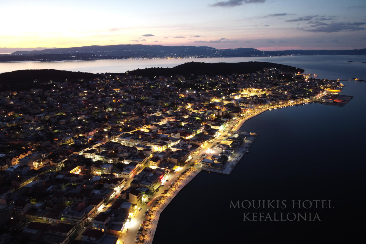 Mouikis Hotel is a hotel close to Kefalonia airport